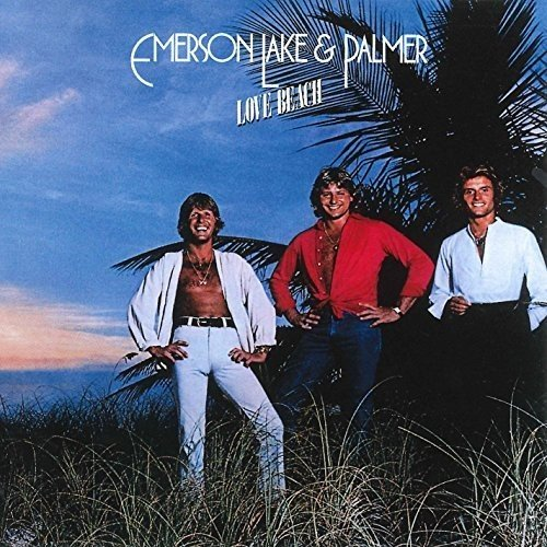 Emerson, Lake & Palmer / Love Beach