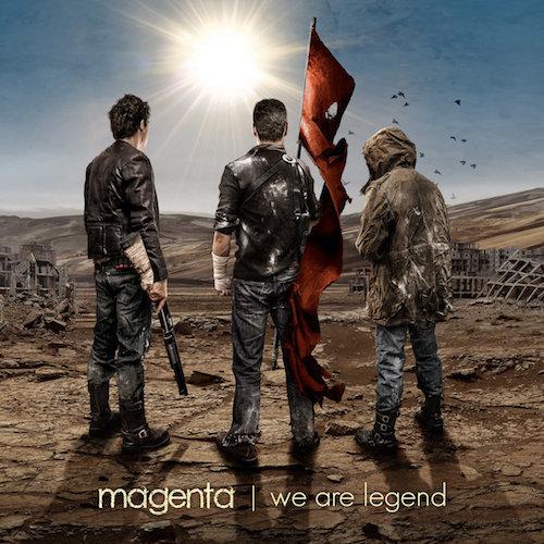 Magenta / We Are Legend