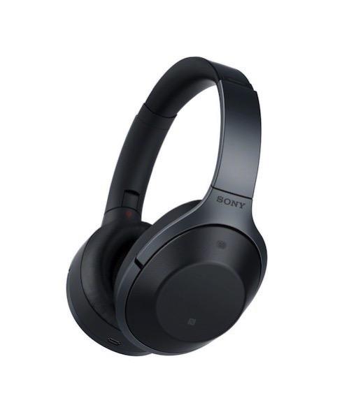 SONY ワイヤレス NC ヘッドホン Bluetooth/LDAC/NFC対応 MDR-1000X