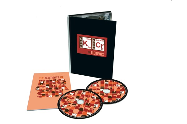 King Crimson / The Elements Of King Crimson - 2017 Tour Box