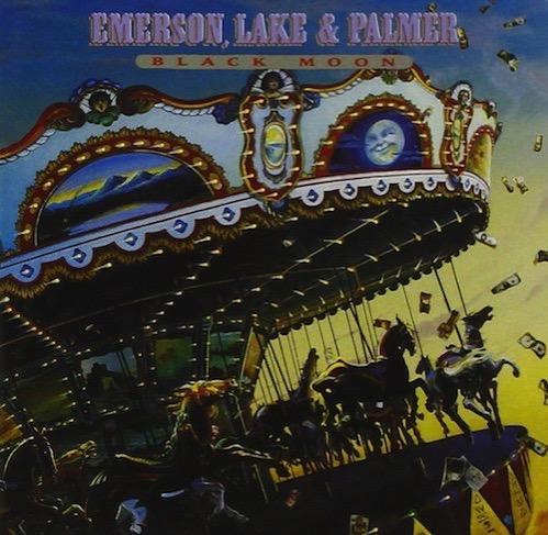 Emerson, Lake & Palmer / Black Moon