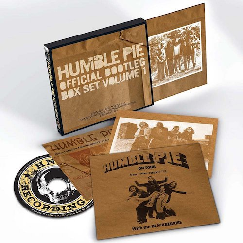 Humble Pie / Official Bootleg: Box Set Vol. 1