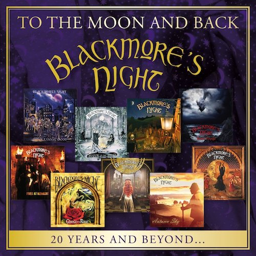 Blackmore's Night / To the Moon & Back - 20 Years & Beyond