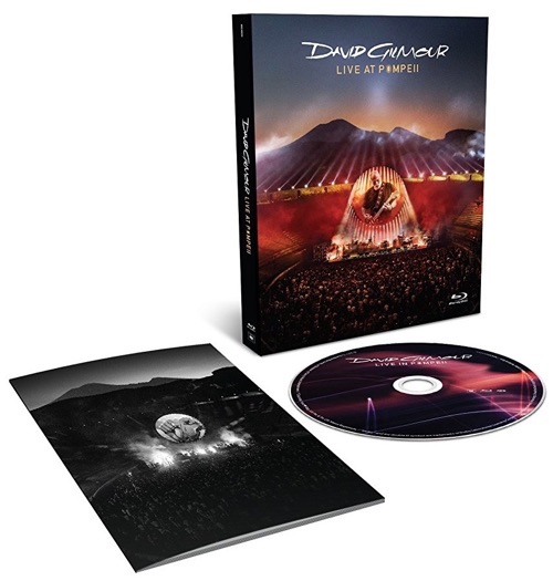 David Gilmour / Live At Pompeii