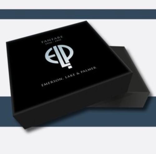 Emerson, Lake & Palmer / ELP Fanfare 1970-1997