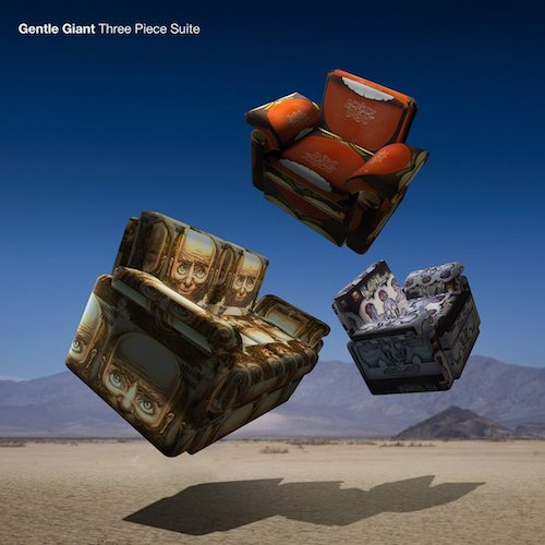 Gentle Giant / Three Piece Suite