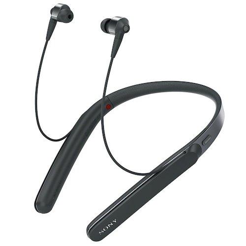 ソニーのネックバンドNCワイヤレスヘッドホン WI-1000X