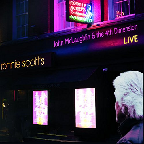 John Mclaughlin & 4th Dimension / Live at Ronnie Scott's