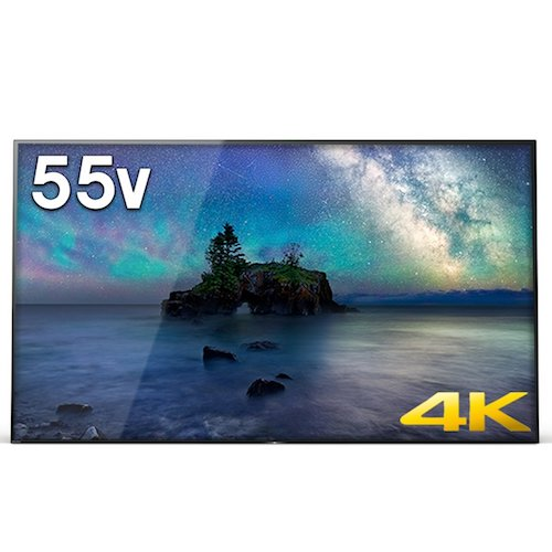 ソニー 有機EL テレビ 55V型 KJ-55A1 (2017年モデル)