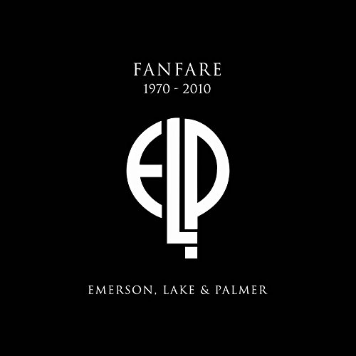 Fanfare 1970-2010: Emerson Lake & Palmer Box