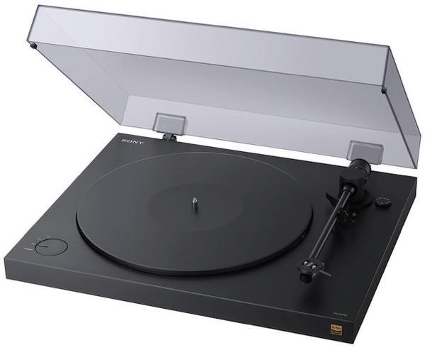 ソニーのレコードプレーヤー PS-HX500