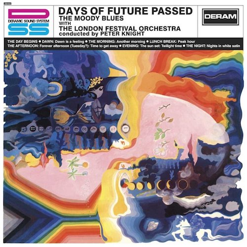 The Moody Blues / Days of Future Passed (Deluxe Version)