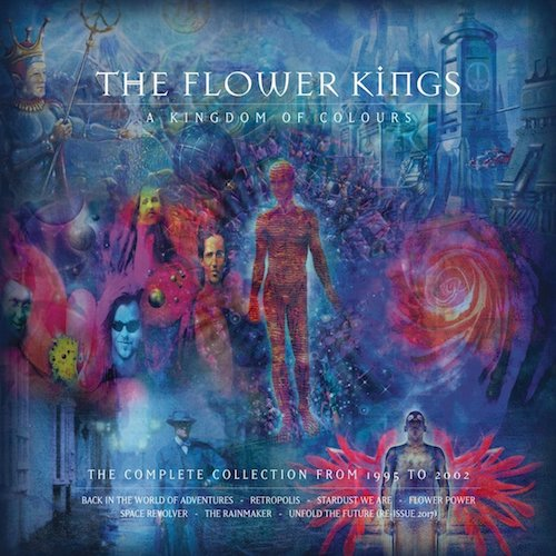 The Flower Kings / A Kingdom of Colours