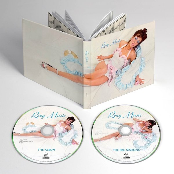 Roxy Music / Roxy Music (Deluxe)