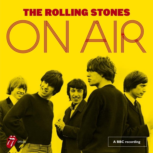 The Rolling Stones / On Air