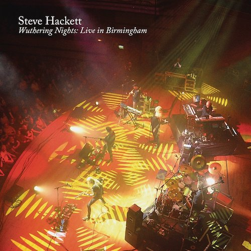 Steve Hackett / Withering Nights: Live in Birmingham