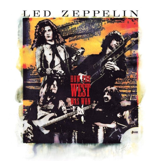 Led Zeppelin / How the West Was Won 2018 remaster