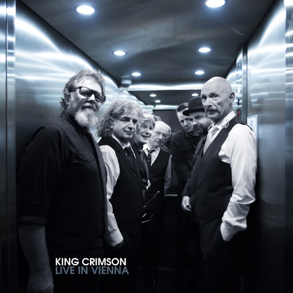 King Crimson / Live in Vienna