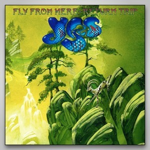 Yes - The Drama Line-Up / Fly From Here - Return Trip