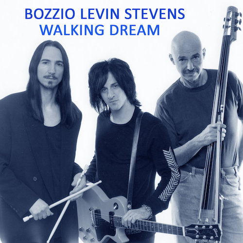 Bozzio Levin Stevens / Walking Dream