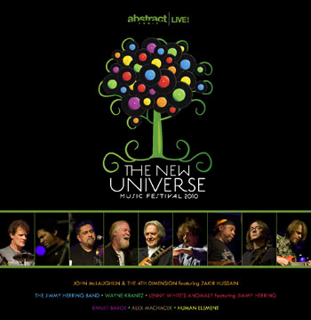 The New Universe Music Festival 2010