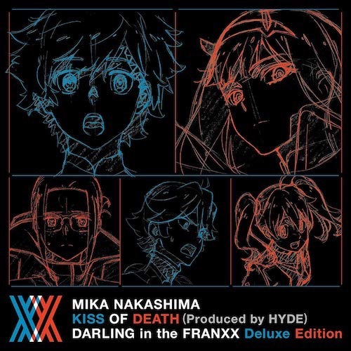 KISS OF DEATH(Produced by HYDE) ダーリン・イン・ザ・フランキス Deluxe Edition