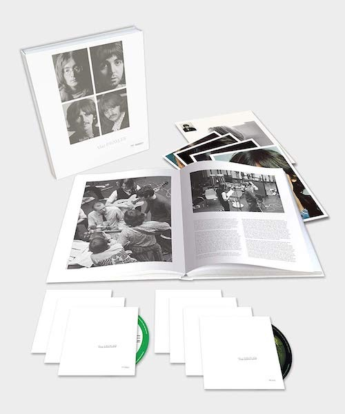 The Beatles / White Album (50th Anniversary Edition)