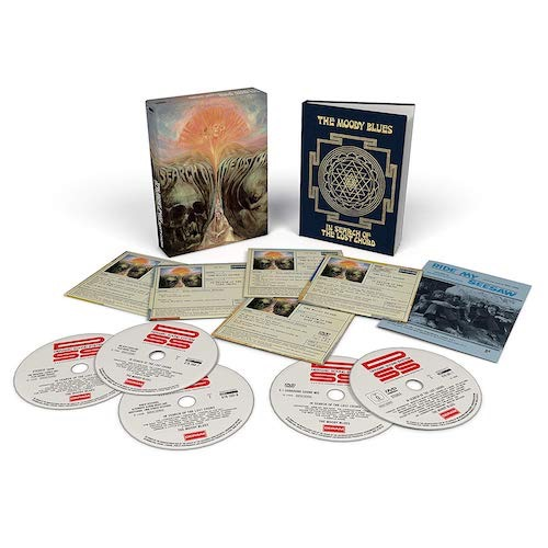 The Moody Blues / In Search Of The Lost Chord: 50th Anniversary Edition