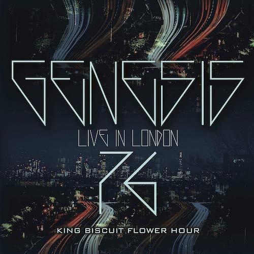Genesis / Live In London 1976 King Biscuit Flower Hour