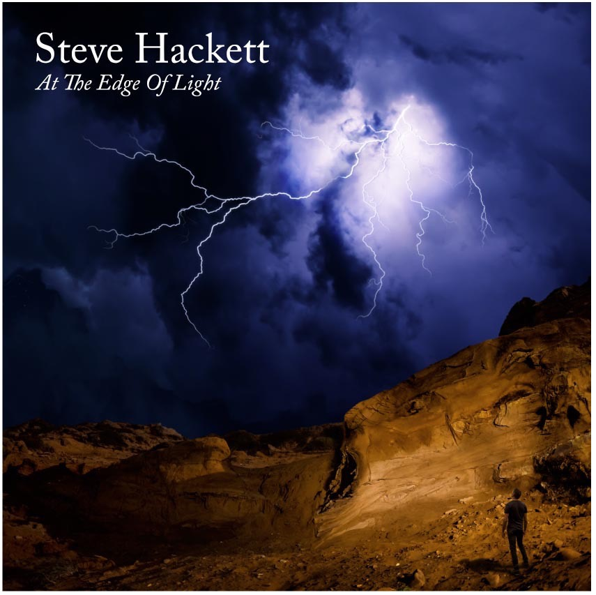 Steve Hackett / At The Edge of Light