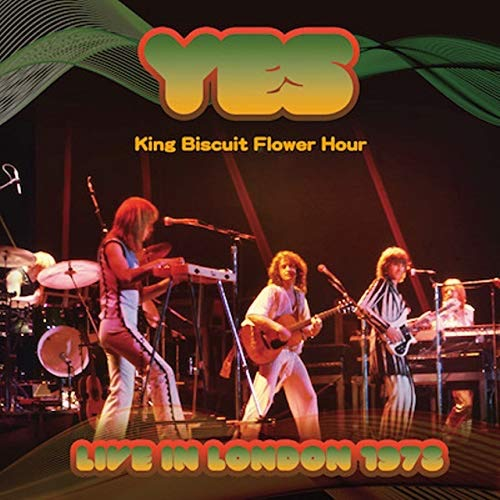 Yes / Live In London 1978