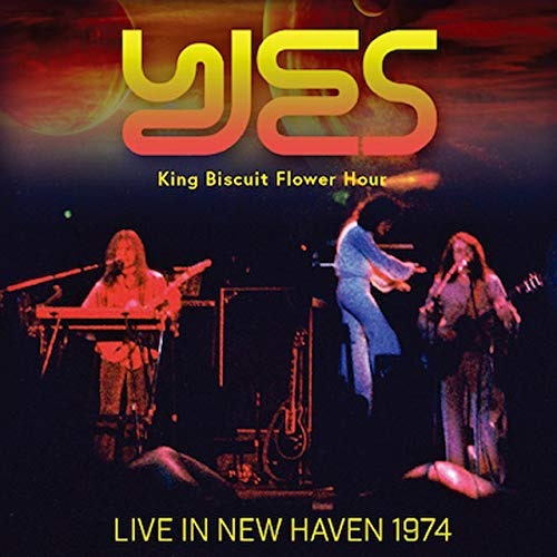 Yes / Live In New Haven 1974