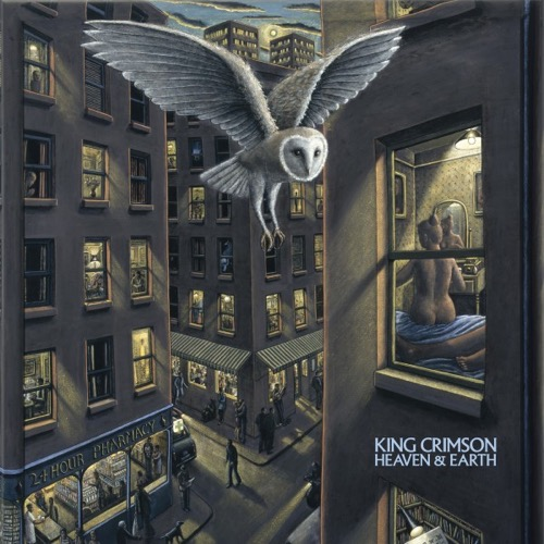 King Crimson / Heaven & Earth