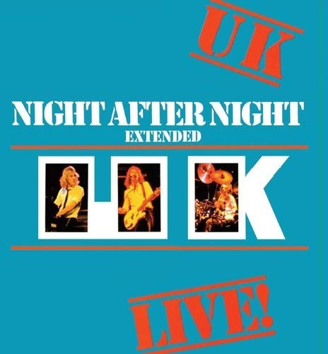 UK / Night After Night Extended