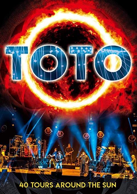 TOTO / デビュー40周年記念ライヴ~40ツアーズ・アラウンド・ザ・サン (Blu-ray + 2CD)