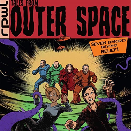 RPWL / Tales from Outer Space