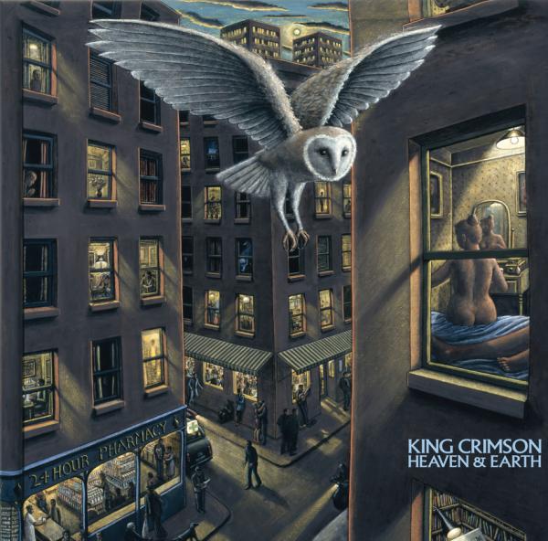 King Crimson / Heaven & Earth