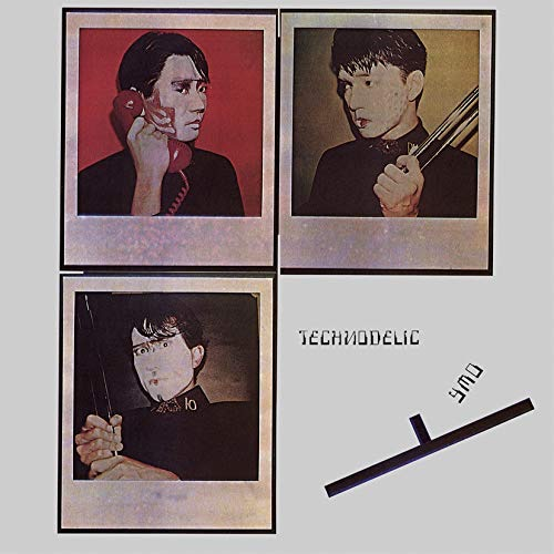 Yellow Magic Orchestra / Technodelic