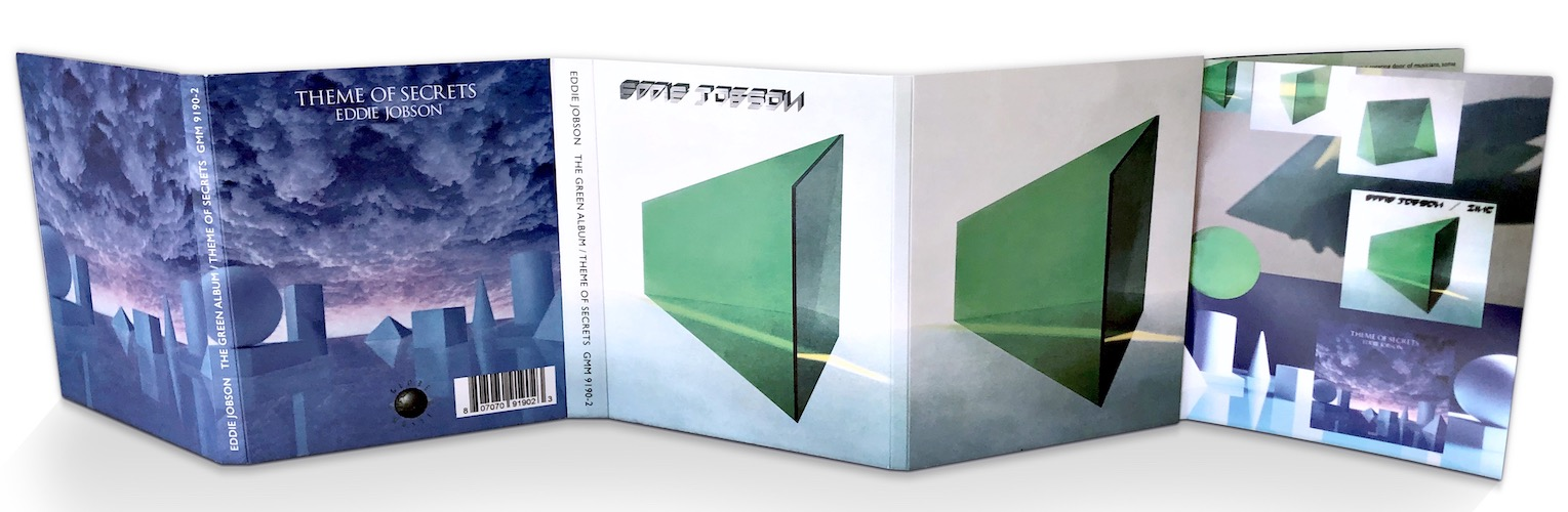 Eddie Jobson / The Green Album / Theme Of Secrets