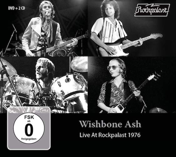 Wishbone Ash / Live At Rockpalast 1976