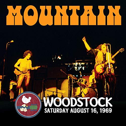Mountain / Live at Woodstock August 16, 1969