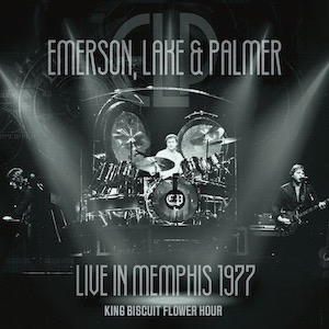 Emerson, Lake & Palmer / Live In Memphis 1977