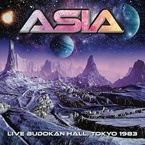 Asia / Live In Budokan Hall, Tokyo 1983