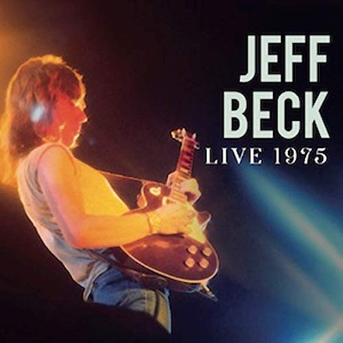 Jeff Beck / Live 1975