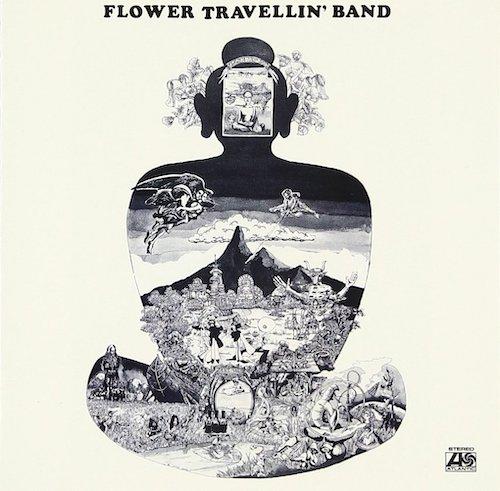 Flower Travellin' Band / SATORI<2017リマスター>