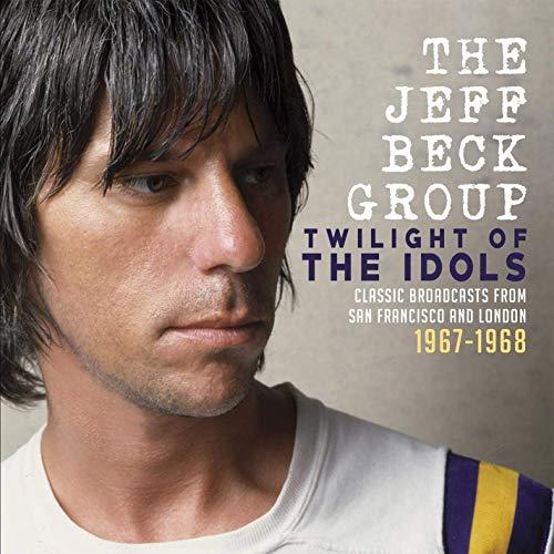 Jeff Beck / Twilight of the Idols (Live 1967-1968)