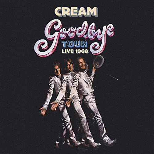 Cream / Goodbye Tour – Live 1968